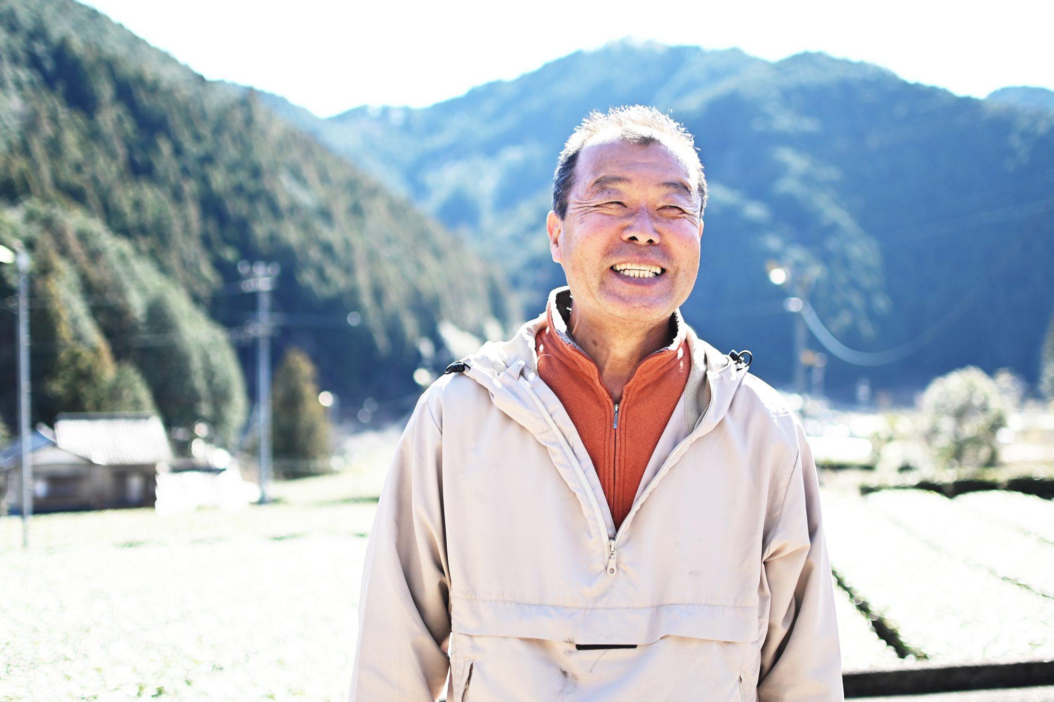 かつやま製茶 勝山壽夫さん