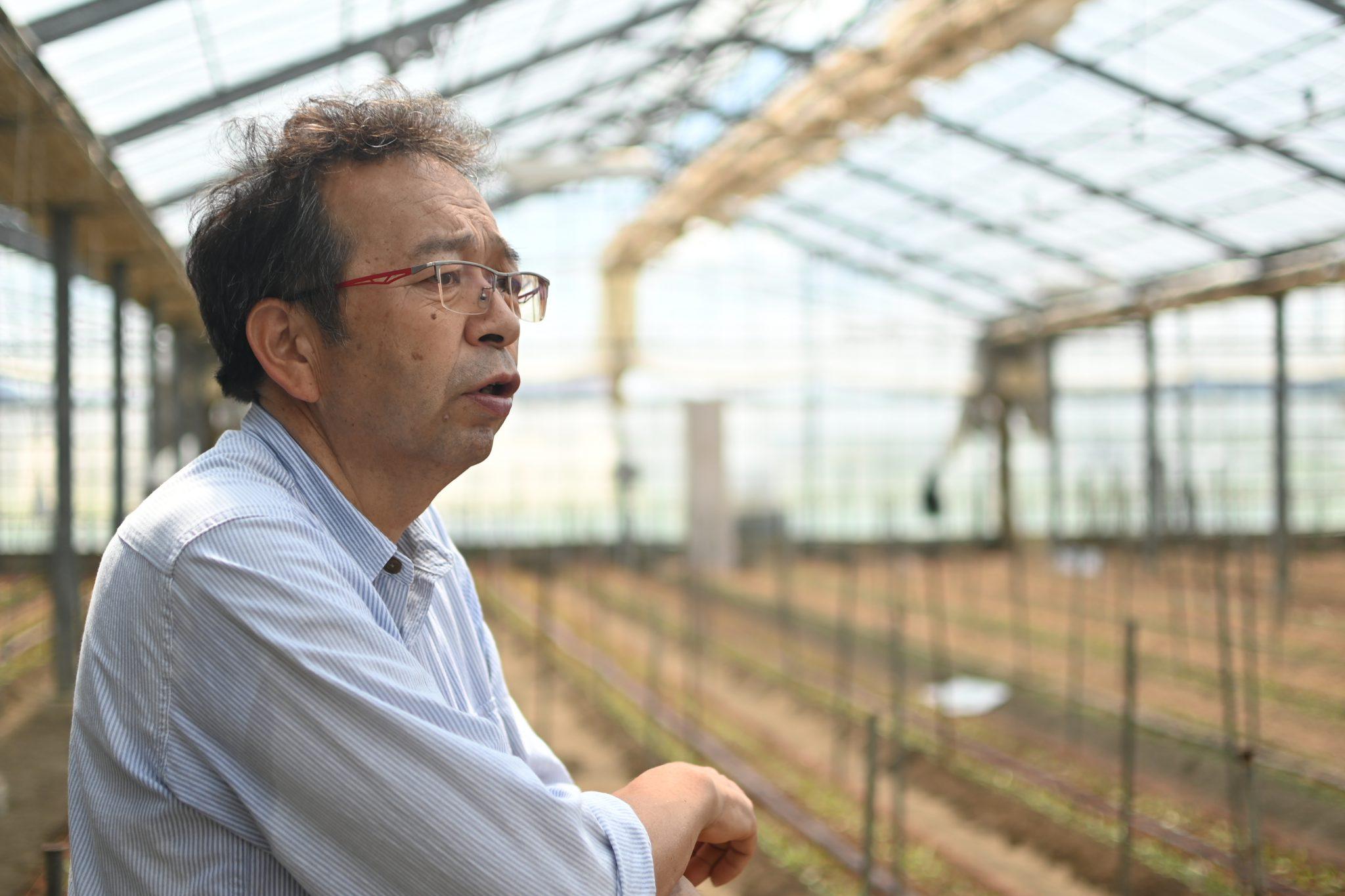 遠藤弥宏さん
